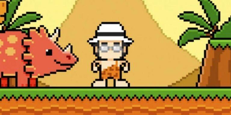 Al Bano diventa un videogioco, con un acuto stordisce i dinosauri: ecco come giocare